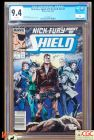 NICK FURY AGENT OF SHIELD #1 (1989 Series) - **CGC 9.4**